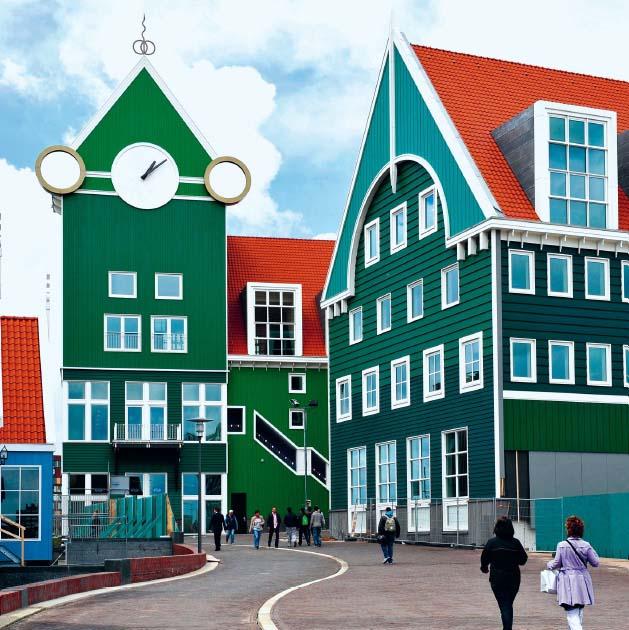 Fallstudie Gemeinde Zaandstad