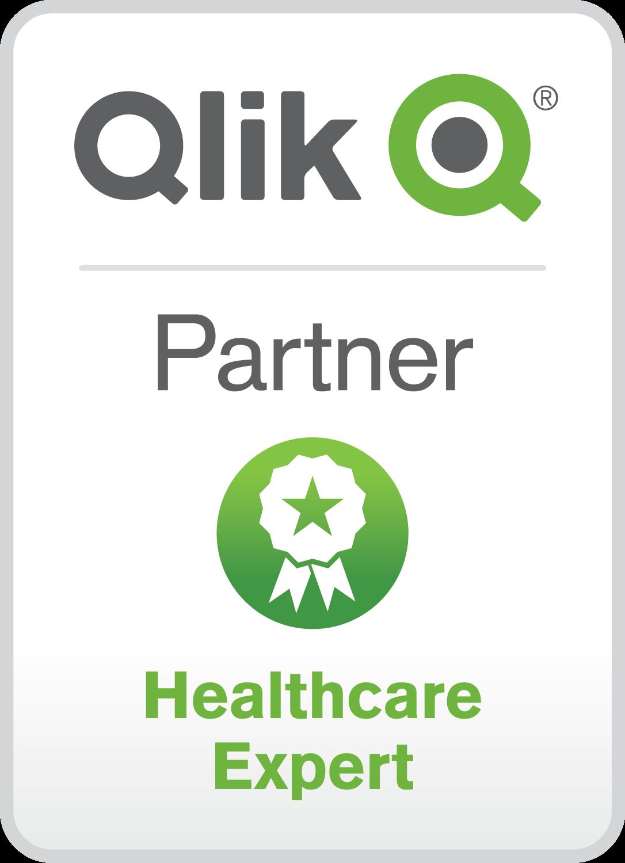 Qlik Partner Expert - gezondheidszorg