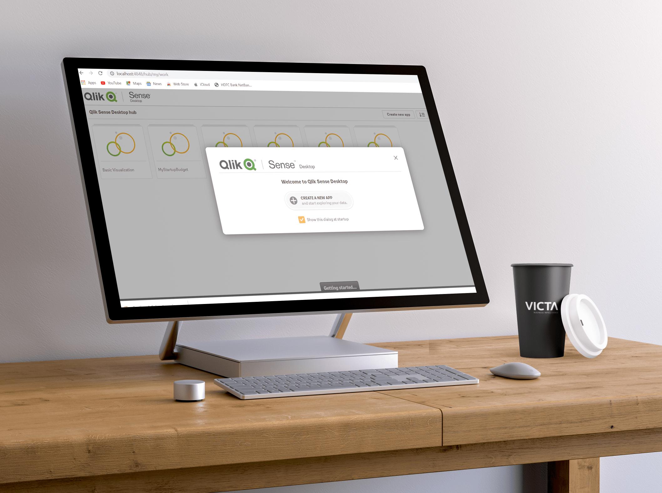 Qlik Sense® Desktop niet langer gratis