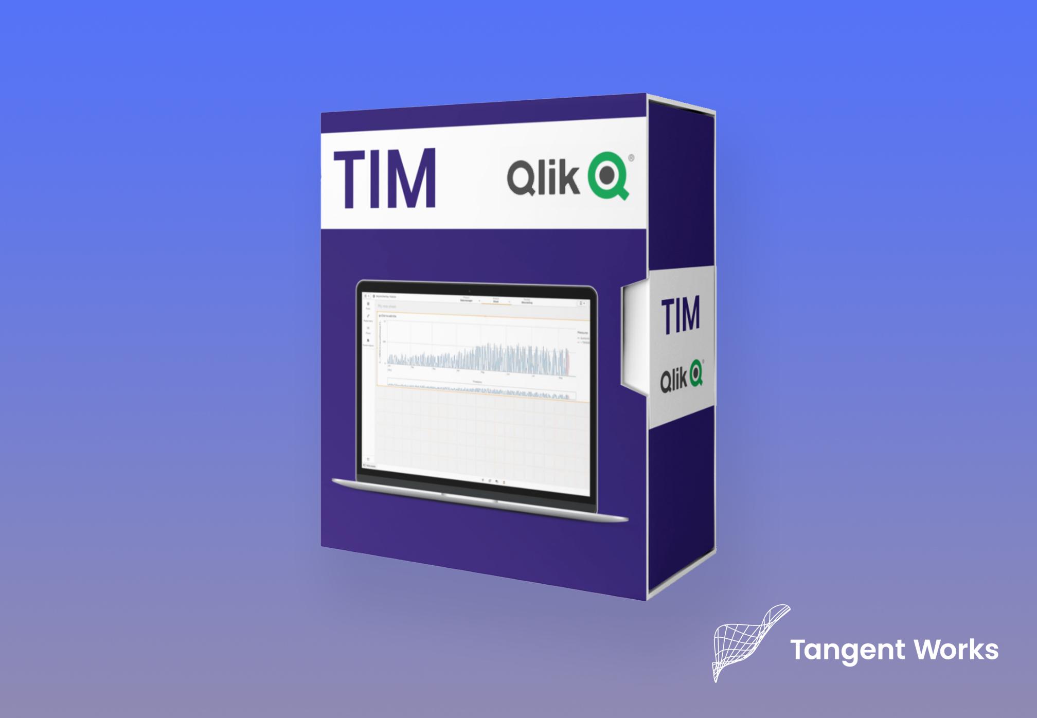 TIM & Qlik Sense: een krachtige combinatie