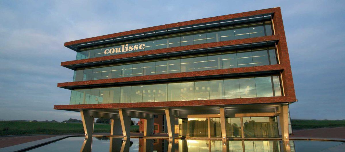 Coulisse is een snelgroeiend bedrijf