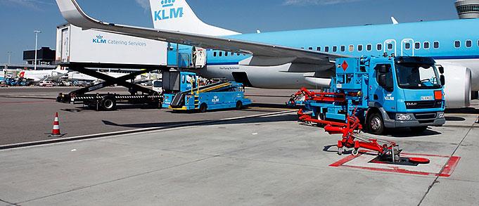 KLM Equipment Services maakt drastische kostenbesparing mogelijk met QlikView