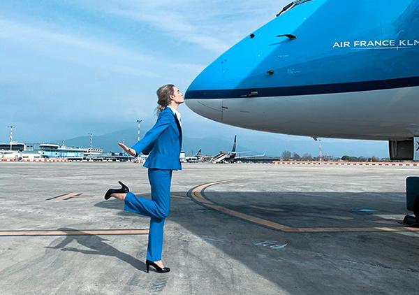 Ad Demmers, Fleet Manager bij KLM Equipment Services: