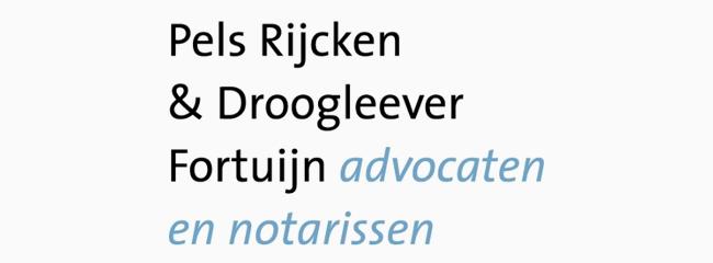 Pels Rijcken & Droogleever Fortuijn