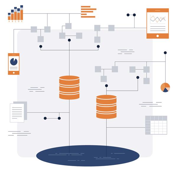 De snelste manier om inzichten uit uw big data te halen
