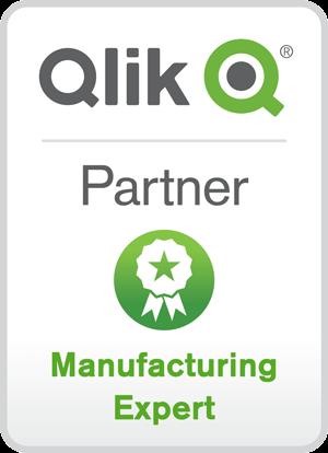 Qlik Expert Manufacturing
